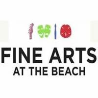 Fine Art at the Beach